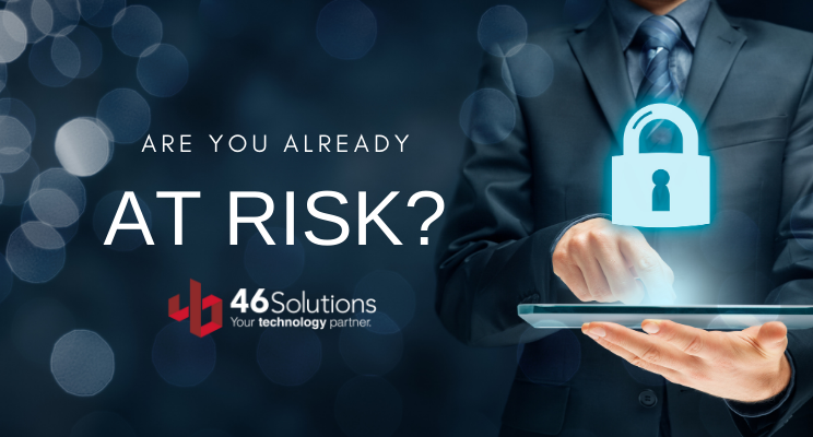 Signs your at risk cybersecurity